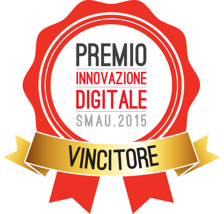 Digital Innovation Award - SMAU Milano 2015 - WINNER