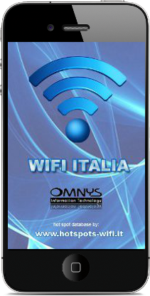 App Wifi Italia per iPhone