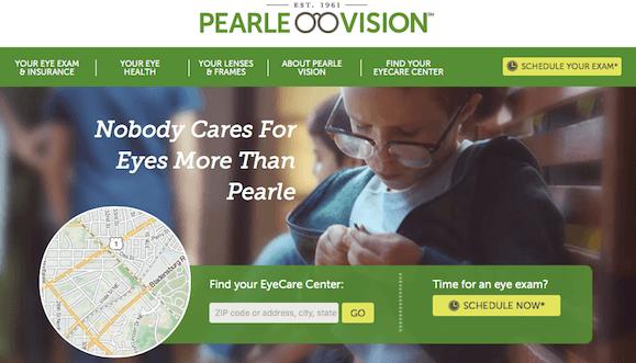 Luxottica USA Online Shop: TargetOptical com PearleVision