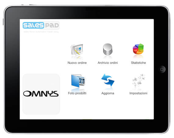 SalesPad: app mobile di sales force automation per iPad e tablet Android
