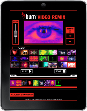 App Burn Video Remix